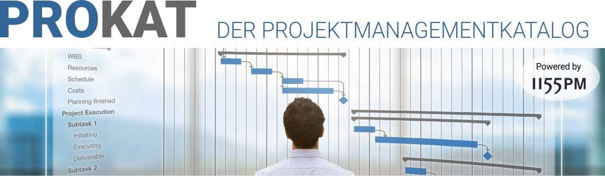 Das Fachportal für Projektmanagement der 1155PM